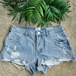 Cotton On Mid Saturday Jeans Shorts